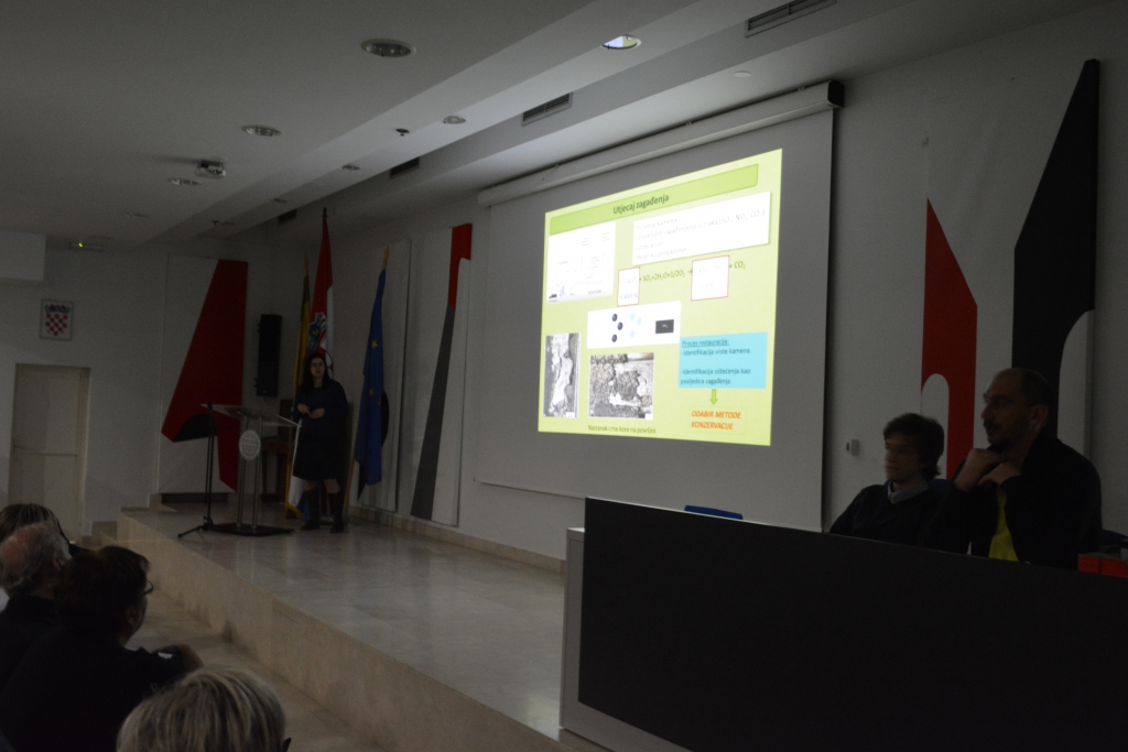Iva Božićević Mihalić (IRB): Analiza Kužnog pila PIXE spektroskopijom.